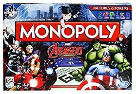 avengers monopoly review