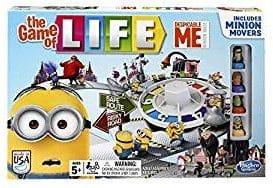 despicable Me minion board game review