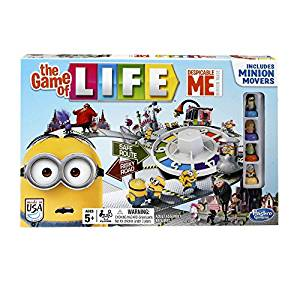 despicable Me minion board game review