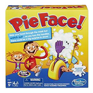 hasbro pie face review