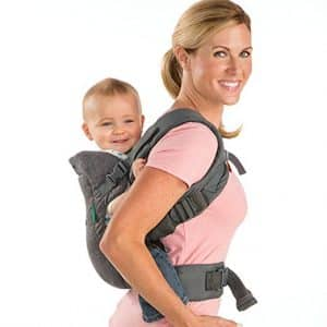 Infantino Flip 4-in-1 Convertible Carrier - Essential Babt Camping Gear