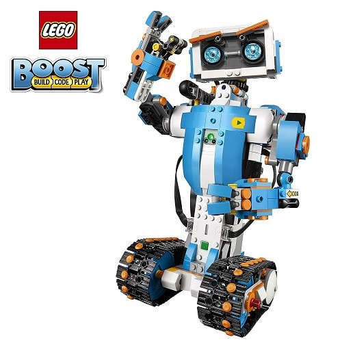 LEGO Boost Creative Toolbox Robot Coding