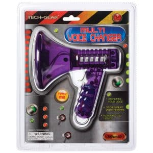 Multi Voice Changer - Best Spy Gadgets for Kids