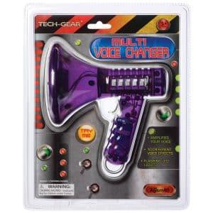 Multi Voice Changer - Best Spy Gadgets for Kids
