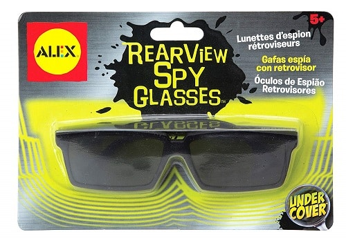 Rear View Spy Glasses - Best Spy Gadgets for Kids