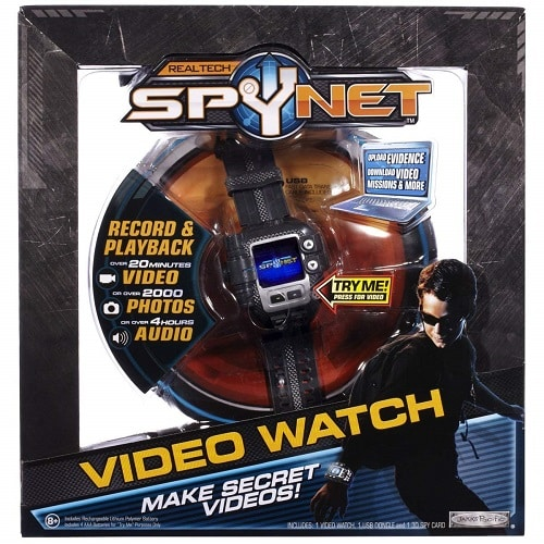 Spy Net Secret Mission Video Watch - Best Spy Gadgets for Kids