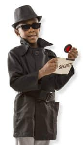 Spy Roleplay Costume Set - Best Spy Gadgets for Kids