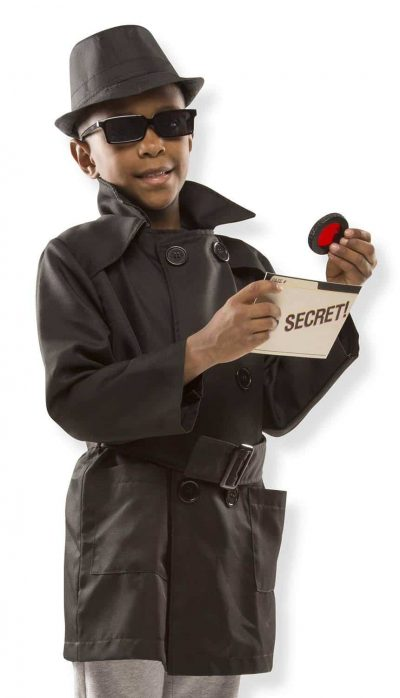 Spy Roleplay Costume Set - Best Spy Gadgets for Kids