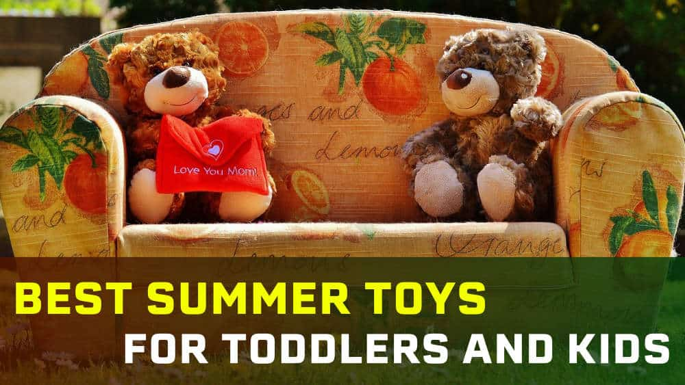 20 Best Outdoor Summer Toys for Toddlers and Kids