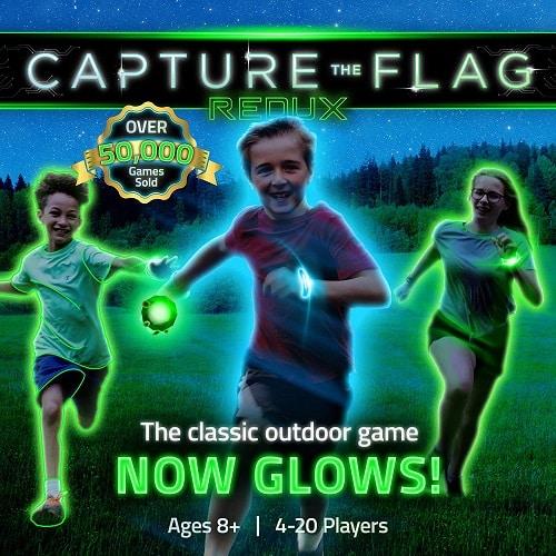 Capture the Flag REDUX - Team Building Summer Game for Kids