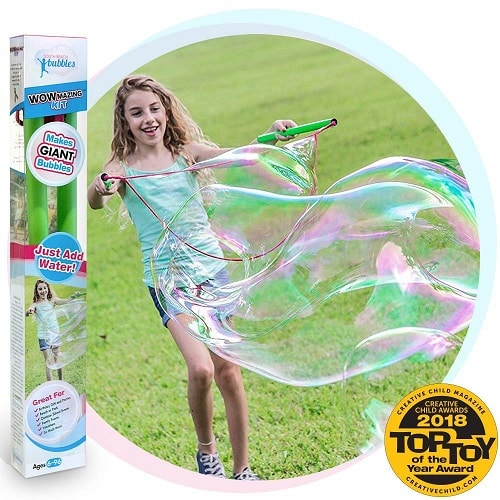 Giant Bubble Wand - Summer Toy for Kids