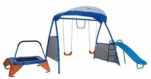 Kids Outdoor Playground Jungle Gym