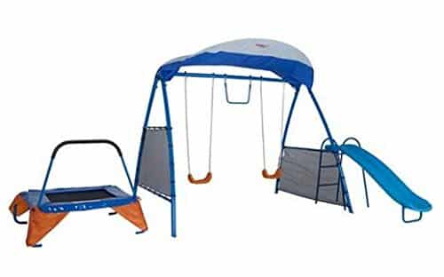 Kids Outdoor Playground Jungle Gym