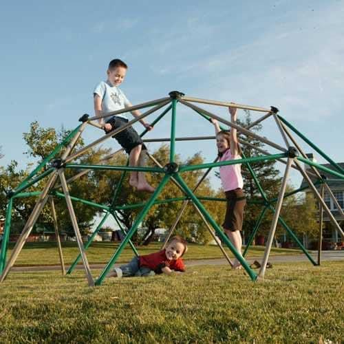 Lifetime Geometric Dome Climber Jungle Gym