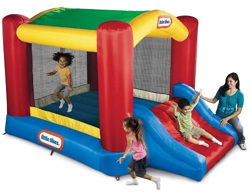 Little Tikes Shady Jump n Slide Bouncer - Best Summer Bouncy Castle for Toddlers and Kids in 2019