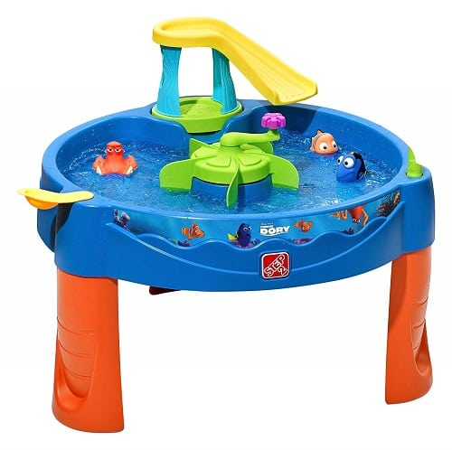 Step 2 Finding Dory Swim and Swirl Water Table - Summer 2019 Toy for Kids and Toddlers