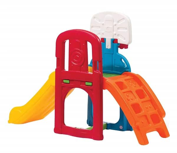 Step 2 Game Sports Climber Toddler Jungle Gym and Play Set