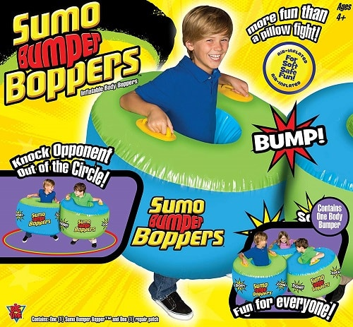 Sumo Bumper Boppers - Childrens Garden Toy for the Summer of 2019
