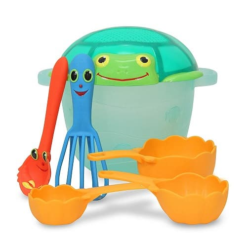 Sunny Patch Sand Baking Set - Outdoor Summer 2019 Toy for Toddlers and Kids