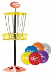 Wham-O Mini Frisbee Golf Set - Best Summer Toy 2019