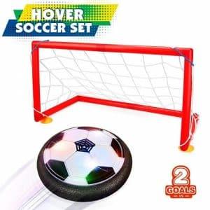 Betheaces Kids Toys Hover Soccer Ball Set