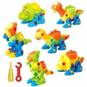 Dinosaur Toys Take Apart Toys