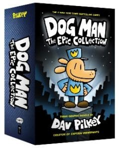Dog Man The Epic Collection book