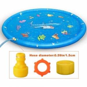 KKones Sprinkler Pad & Splash Play Mat