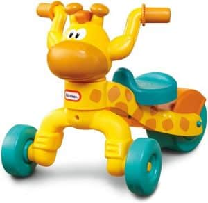 Little Tikes Go and Grow Lil' Rolln' Giraffe Ride On