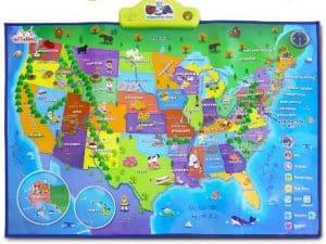 My USA Interactive Map