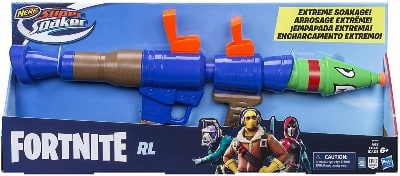 NERF Fortnite RL Super Soaker