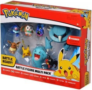 Pokémon Action Figure Mega Battle Pack