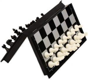 QuadPro Magnetic Travel Chess Set