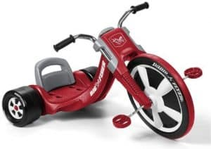 Radio Flyer Delux Big Flyer for toddlers