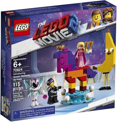 The LEGO Movie 2 Introducing Queen Watevra Wa'Nabi