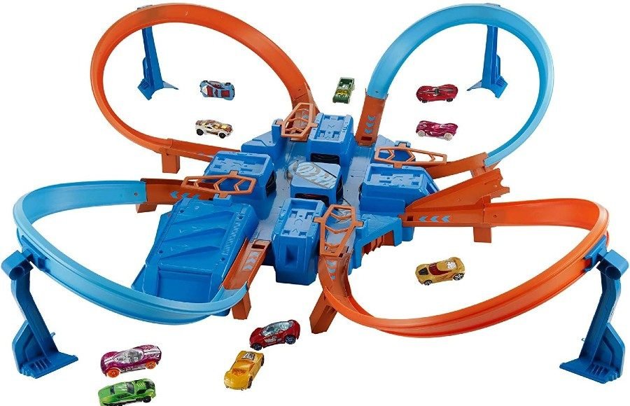 Hot Wheels Playset toy for 6 year old boys