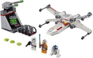 LEGO Star Wars X-Wing Starfighter Trench Run