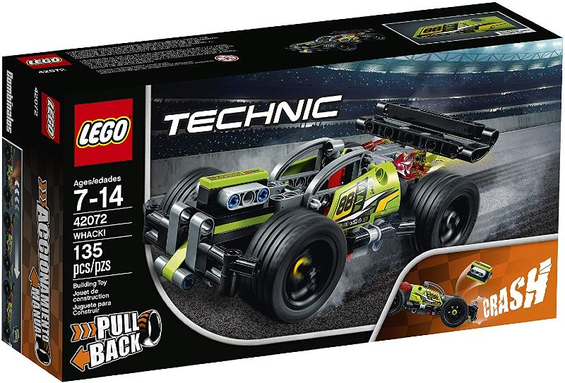 LEGO Technic WHACK set gift & toy for 7 year old boys