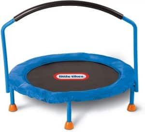 Little Tikes 3' Trampoline for 4 year olds