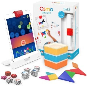 Osmo Genius Kit for iPad for 7 year old boys