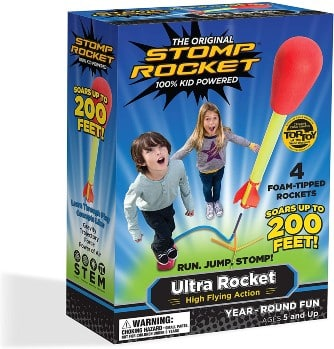 Stomp Rocket Ultra Rocket for kids