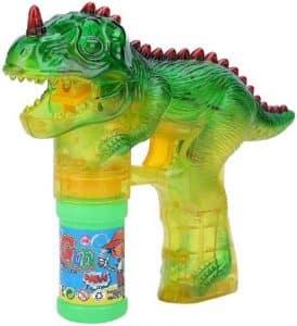 Toysery Dinosaur Bubble Shooter Gun