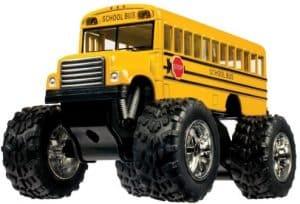 Toysmith Monster Bus