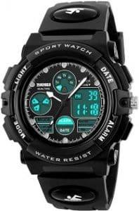 Waterproof Children's Digital Sports Watch