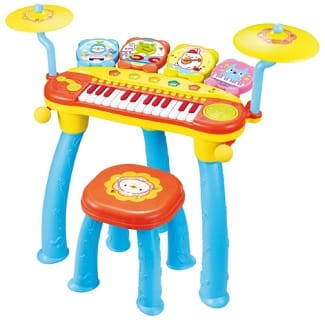 BAOLI 24 Key DJ Piano Keyboard