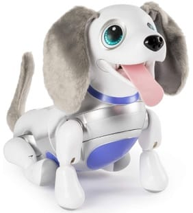Electronic Playful Pup Toy