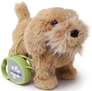 Kis electronic walking and talking puppy toy