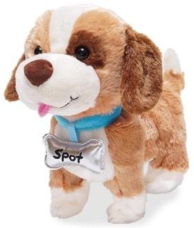 Kids interactive dog walking toy