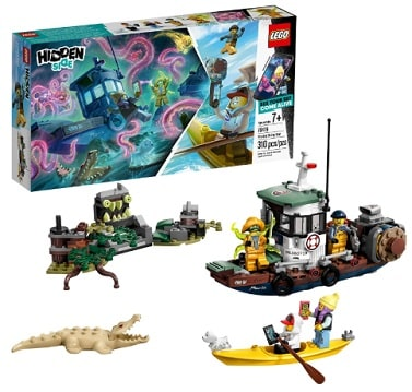 LEGO Interactive Augmented Reality pirate building set