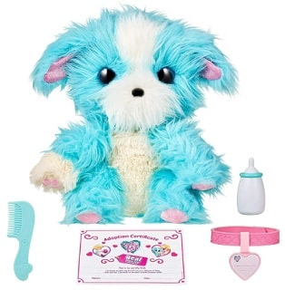 Electronic rescue pet for kids